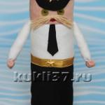 Кукла на 23 февраля