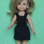 Мерки куклы Паола Рейна 32 см